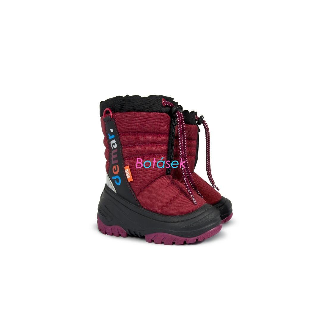 www.botasek.cz - Dětské boty - Zimní obuv - Dětské sněhule Demar TEDDY B 04f72517c5